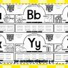 Espectaculares y creativas coronas para trabajar el abecedario con nuestros alumnos
