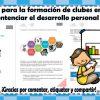 Proyectos para la formación de clubes en primaria sobre pontenciar el desarrollo personal y social