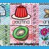 Genial y colorido material didáctico para trabajar las sílabas con ilustraciones