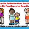 Dinámicas de reflexión para sensibilizar a los padres de familia en reunión escolar