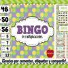 Fantástico bingo de las multiplicaciones