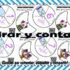 A girar y contar para trabajar el conteo en nuestros alumnos de preescolar y primer grado de primaria