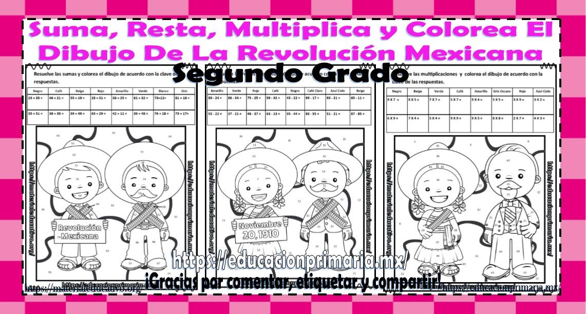 Revolucion Mexicana Educación Primaria