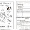 Material didáctico del sexto grado para el segundo trimestre del ciclo escolar 2018 – 2019 diciembre a marzo