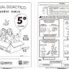 Material didáctico del quinto grado del segundo trimestre del ciclo escolar 2018 – 2019