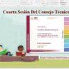 Presentación en PowerPoint de la cuarta sesión del consejo técnico escolar del ciclo 2018 – 2019 del mes de enero