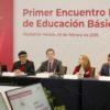En un mes se contará con un nuevo marco constitucional en materia educativa