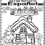 Material interactivo de español para el segundo grado del mes de diciembre 2019 – 2020