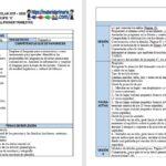 Planeaciones del tercer grado del mes de diciembre para el ciclo 2019 – 2020