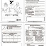 Material didáctico del quinto grado del segundo trimestre de diciembre a marzo 2019 – 2020